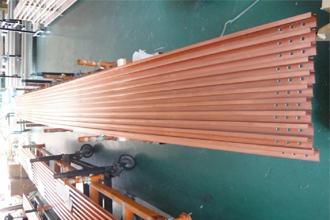 銅押出形材1